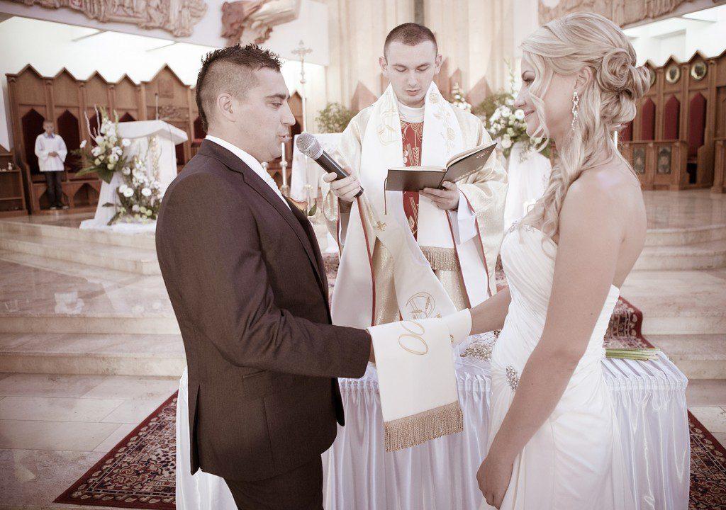 fotografia ślubna ceremonia zdjęcie 2