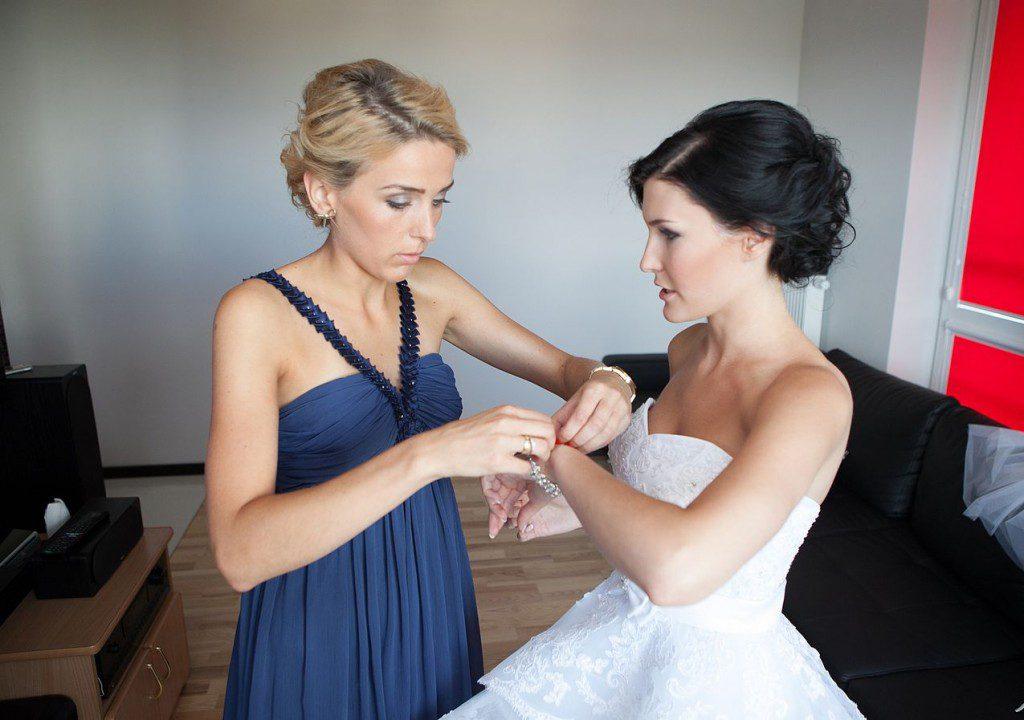 fotografia ślubna przygotowania zdjęcie 2